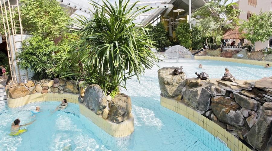 Subtropisch zwemparadijs sunparks kempense meren for Sun park piscine