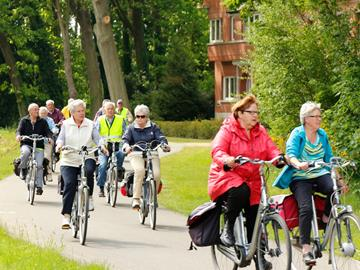 Geleide fietstocht: Molse parels 'On Wheels'