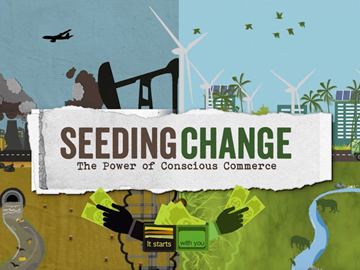 Filmvoorstelling: 'Seeding Change'